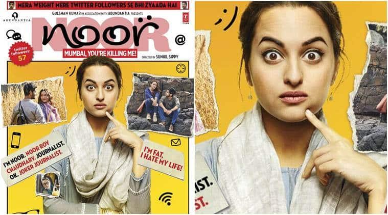 Sonakshi Sinha, Noor, Noor film, Noor movie, Noor story, Noor real story, Noor karachi novel, Sonakshi Sinha noor