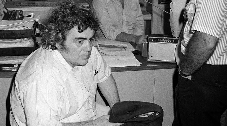 Jimmy Breslin, Breslin, Jimmy Breslin dies, US journalist dies, Jimmy Breslin obituary, world news, latest news, indian express