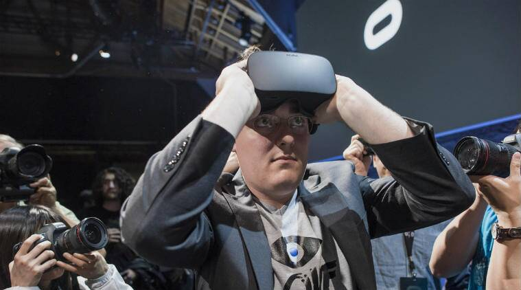 Facebook Inc, Founder of Oculus, Social network VR unit, VR company, young entrepreneurs to watch, Oculus Connect reference, anti Hillary Clinton memes, Zenimax Media,Palmer's legacy, Oculus VR, Facebook, VR revolution, Technology, Technology news