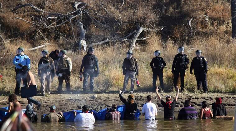 Dakota pipeline, dakota access pipeline, dakota pipeline route, NORTH DAKOTA, DAKOTA PIPELINE, NATIVE INDIANS, native indians north dakota, dakota pipeline, north dakota oil pipeline, north dakota water contamination, Native indians US, North dakota protest, latest news, latest world news