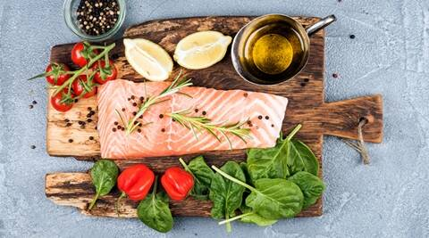 Omega-3 foods could curb damage caused by air pollution