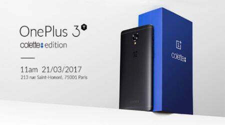 OnePlus 3T colette edition, OnePlus 3T all black edition, OnePlus 3T smartphone, OnePlus 3T, Colette Paris, OnePlus 3T colette special edition, OnePlus 3T special edition, OnePlus 3T review, OnePlus 3T price in India, technology, technology news