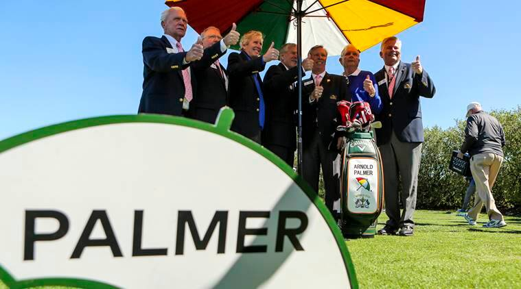 arnold palmer, arnold palmer invitational, arnold palmer tribute, arnold palmergolf, arnold palmer death, golf news, sports news