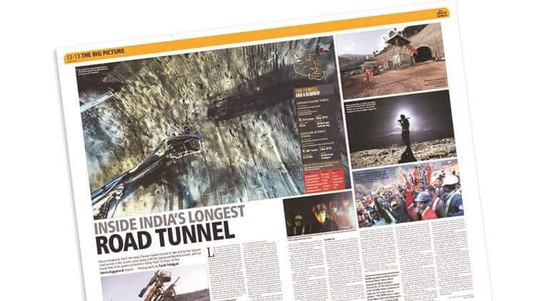 jammu kashmir tunnel, udhampur, udhampur tunnel, narendra modi udhampur, chenani nashri tunnel, chenani nashri, jammu kashmir tunnels, kashmir, jammu kashmir news, india news, indian express news