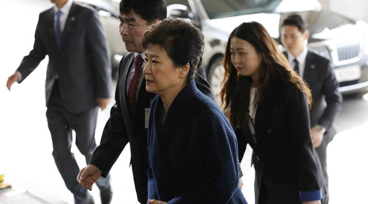 Park Geun-hye, Park Geun-hye arrested, South korea, south korea president, South korea Park Geun-hye, Park Geun-hye scandal, latest news, latest world news