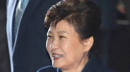 S.Korea's ex-president Park Geun-hye to be called as witness in Samsung heir's appeal