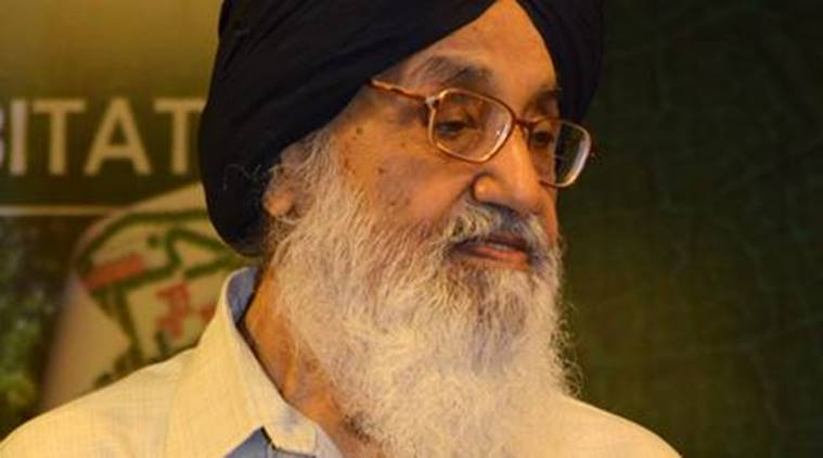 Parkash Singh Badal, punjab congress, punjab bjp, bjp-SAD, SAD, amarinder singh, punjab assembly elections, indian express, india news