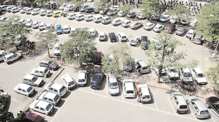 chandigarh, chandigarh parking, chandigarh parking rule, chandigarh parking fine, chandigarh parking attendant fine, chandigarh parking contractor fine, chandigarh news, india news, indian express news
