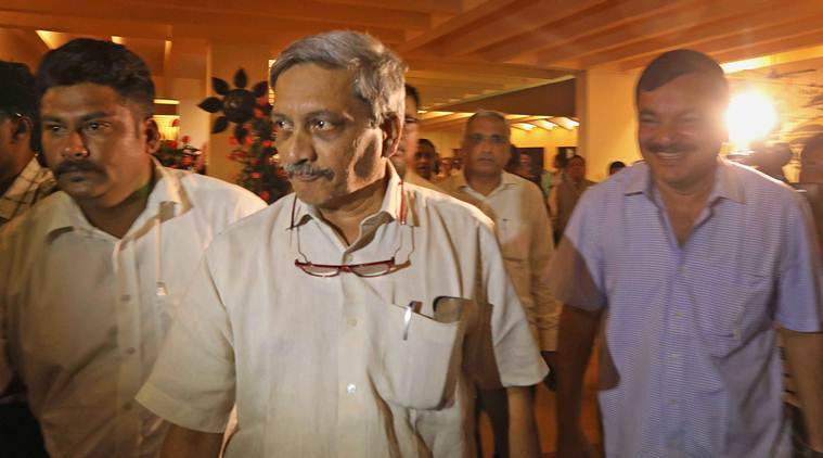 Manohar Parrikar's son gets High Court notice over resort in eco-sensitive zone