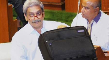 Manohar Parrikar announces Common Minimum Programme, interest waiver on agricultural loans