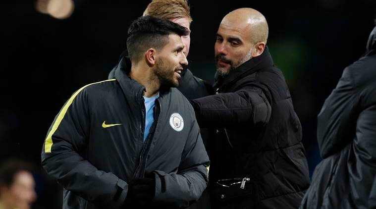 Pep praises Aleix Garcia, Bravo as Man City cruise past Huddersfield