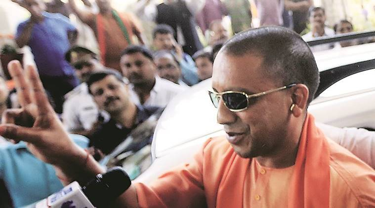 Yogi Adityanath, CM Yogi Adityanath, UP CM yogi adityanath, Uttar Pradesh chief minister, CM yogi adityanath, Yogi Adityanath, UP deputy CM, deputy CM UP, keshav prasad maurya, UP deputy CM Dinesh Sharma, Dinesh Sharma, KP maurya deputy CM, uttar pradesh CM, UP chief minister, UP CM yogi adityanath, yogi adityanath, BJP, manoj sinha, rajnath singh, yogi adityanath, keshav prasad maurya, narendra modi, amit shah, UP election 2017
