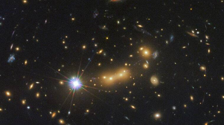 Hubble space telescope, massive galaxy, 400 million light years UGC 12591, Pieces Perseus Supercluster, Milky way, super massive galaxy, Science, Science news