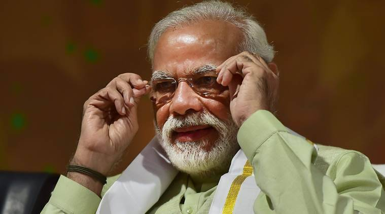 Modi, Modi hackathon, Modi addressed hackathon, Smart India Hackathon, Smart India Hackathon Modi, HRD ministry hackathon, education news, Indian express