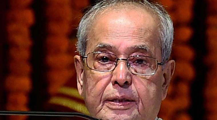 president of india, pranab mukherjee, india news, indian express news