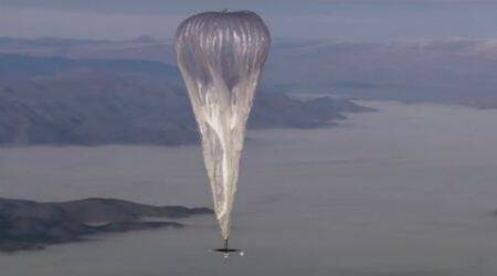 Google, Alphabet Project Loon, Tom Moore, Alastair Westgarth, Quintel, high altitude balloons, Google X labs, Astro Teller, Wildblue Communications Inc, Google Internet business, Google fiber, Technology, Technology news
