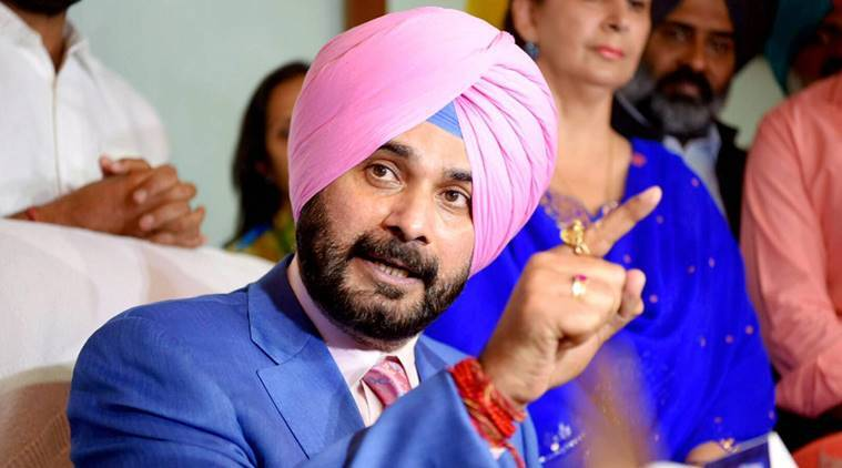 In his fight with Punjab CM Amarinder Singh, no Congress voice in Sidhu support