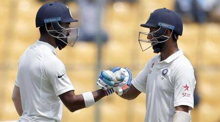 KL Rahul engages in friendly banter with Cheteshwar Pujara, says seniors are abusing youngsters like me