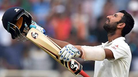 PHOTOS: India vs Australia: Cheteshwar Pujara blocks Aussie march, Ravindra Jadeja strikes them down