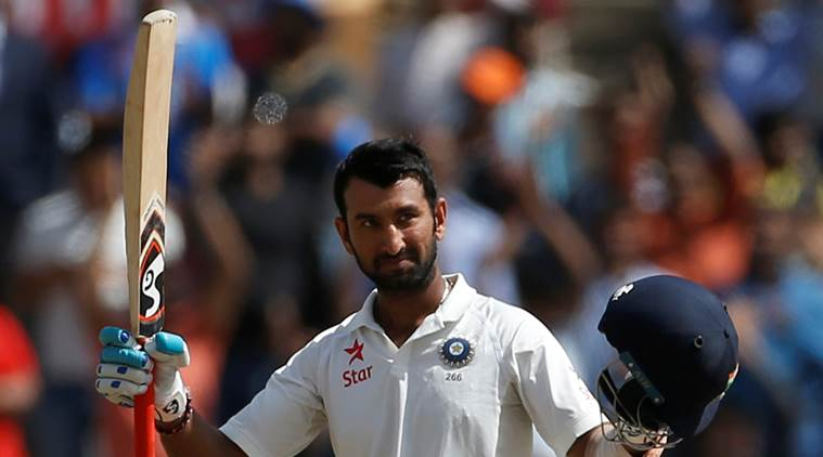 Centurion Pujara stands tall as India get closer to Aussie total