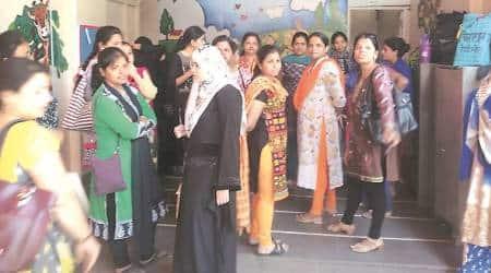 Pune news, Pune teacher news, pune teacher strike news , Latest news, India news, National news, India news, latest news, India news