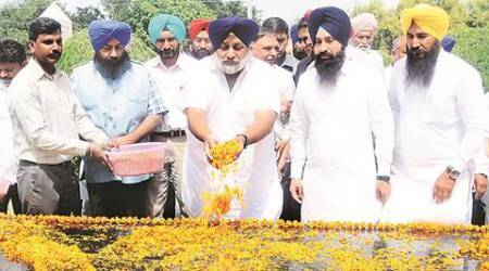 Punjab AAP leaders give function a miss