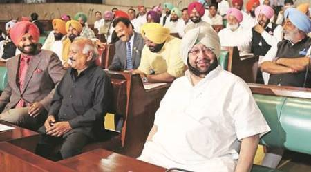 Punjab: Badals skip first day of new Assembly as MLAs take oath