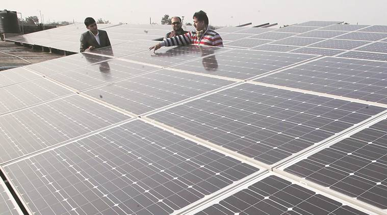 Chandigarh solar power plant news, Solar power in Punjab, Punjab news, latest news, India news, National news, latest news, India news, National news, latest news