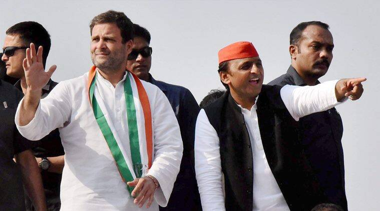 Congress, Rahul Gandhi, kisan yatra, congress kisan yatra, Samajwadi Party, SP, BJP, BJP UP, Uttar pradesh, Akhilesh yadav, modi, narendra modi, latest news