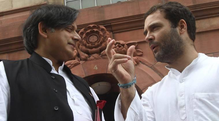 Shashi Tharoor, Shashi Tharoor Congress, Shashi Tharoor Rahul Gandhi, Shashi Tharoor dynasty politics, Shashi Tharoor speech, Shashi tharoor news, kerala news, latest news, india news, indian express news, latest news indian express, top news, shashi tharoor blog, shashi tharoor congress speech
