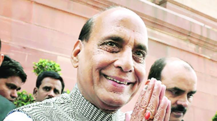 Uttar Pradesh chief minister, Rajnath Singh, UP CM, UP election result, Keshav Prasad Maurya, UP election results 2017, Uttar Pradesh election results, Narendra Modi, Amit Shah, Congress, Uttarakhand election results, BJP Modi, BJP  Uttar Pradesh victory, Indian Express, India news