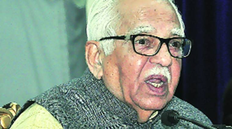 Ram Temple issue, UP Governor, Ram Naik, Ram Naik on Ram Temple issue,
