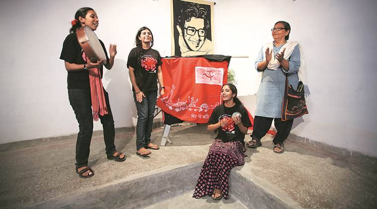 Ramjas College, Ramjas protest news, Artists musicians and Theater-person on Ramjas protest, latest news, India news, National news, India news, National news, India news