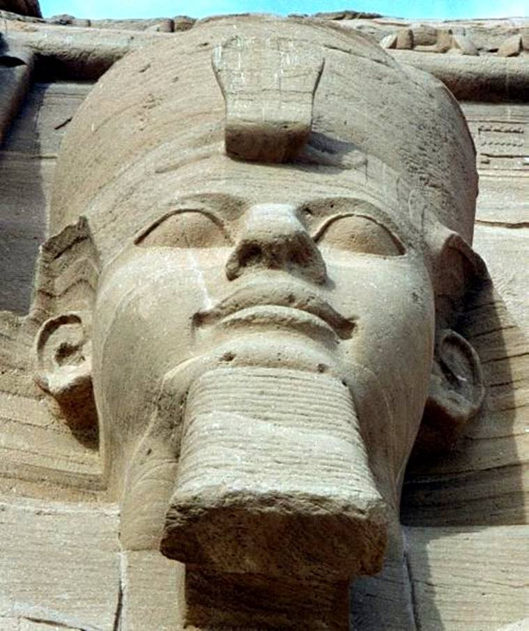 statue discovered in cairo, statue discovered in Egypt, Egypt statue discovery, cairo, egypt, archaeological discovery in Egypt, Ramses II, Pharaoh Ramses II, Egyptian history, Egyptian Pharaohs, Indian Express