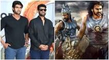 baahubali 2, baahubali the conclusion, rana daggubati, prabhas, rana daggubati physical transformation, prabhas physical transformation, rana daggubati workout regime, prabhas regime, prabhas baahubali 2, rana daggubati baahubali 2, prabhas baahubali look, rana daggubati baahubali look, ss rajamouli, indian express, photos, entertainment photos
