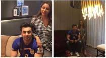 Ranbir thanks Gauri Khan for his 'first home'