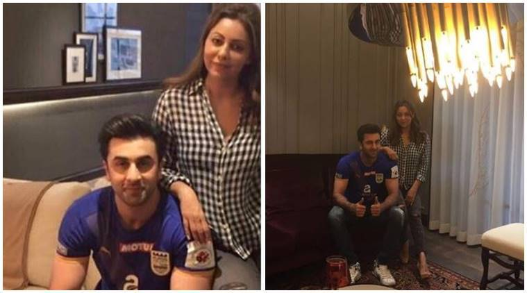 Ranbir Kapoor Thanks Gauri Khan for Designing His Home With a Note