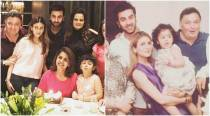 Ranbir Kapoor's darling niece Samara Sahni turned six. Her pics with Rishi Kapoor, Neetu and family cannot be missed