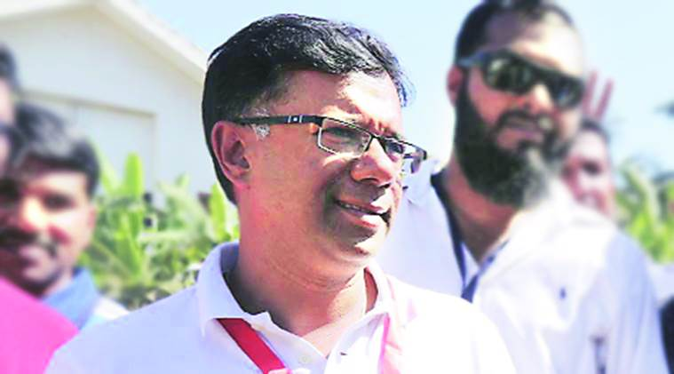 Digvijay Singh, Congress MLA, Vishwajit Rane, MLA quits, Goa poll results, Goa congress, Goa congress loss, india news, indian express news