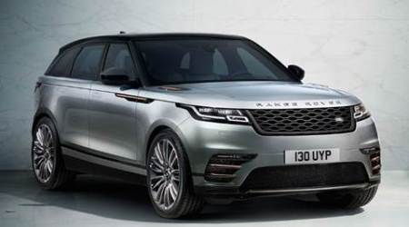 Range Rover Velar, Jaguar Land Rover, Range Rover Velar launched, Ratan Tata's passion project, hottest car of the year, Range Rover Velar features, Ratan Tata, cars, Range Rover cars, indian express news