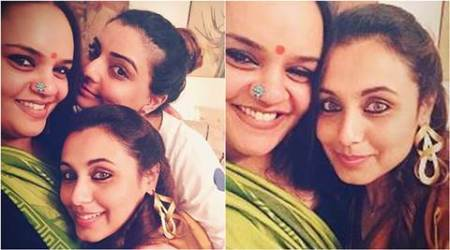 Rani Mukerji's birthday bash was as classy as her, see inside pics