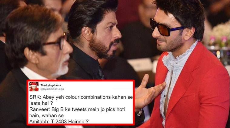 ranveer singh, ranveer singh outfit, ranveer singh weird outfit, ranveer singh outfit viral, ranveer singh viral photo, ranveer singgh srk amitabh bachchan ht most stylish, indian express, indian express news, trending, trending news