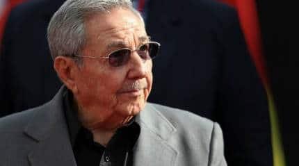 Cuban President Raul Castro and Russian oil company Rosneft's chief meet inHavana