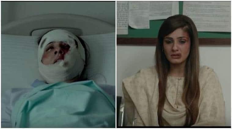 Raveena Tandon, Maatr movie, Raveena tandon movie maatr trailer released, Raveena Tandon movie trailer released, Raveena Tandon pics,