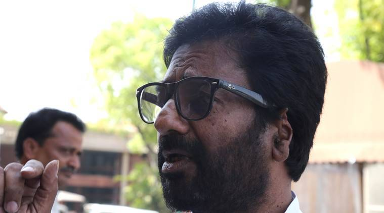 Ravindra Gaikwad, air india ban, air india flight, gaikwad ban, gaikwad air india ban, shiv sena, shiv sena protest, indian express news, india news