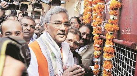 Interview: What wrong has Adityanath said? He is a sanyasi, so he faces questions: Trivendra Singh Rawat