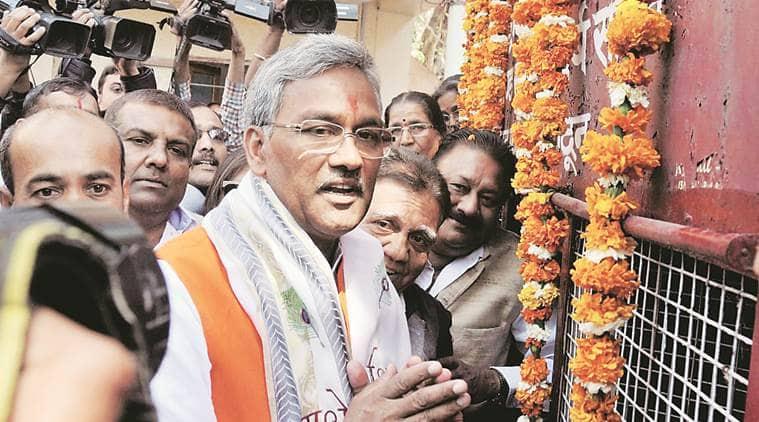 Uttarakhand portfolio allocation, Trivendra Singh Rawat, Uttarakhand portfolios, Uttarakhand portfolio cabinet