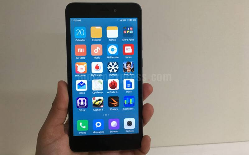 Xiaomi, Xiaomi Redmi 4A, Redmi 4A, Redmi 4A first impressions, Redmi 4A review, Redmi 4A Amazon, Redmi 4A Amazon sale, Redmi 4A price, Redmi 4A specifications, Redmi 4A features, smartphones, technology, technology news