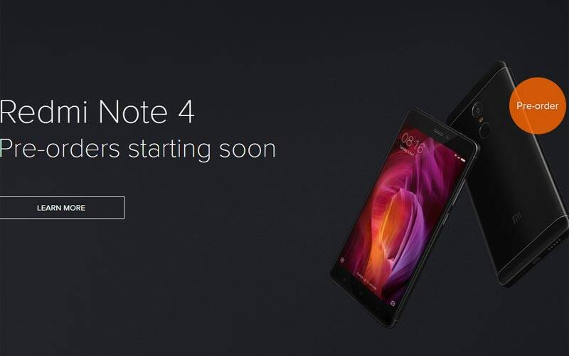 Xiaomi, Redmi Note 4, Redmi Note 4 pre-order, Redmi Note 4 pre-orders, Redmi Note 4 sale, Redmi Note 4 review, Redmi Note 4 specs, mobiles, smartphones, technology, technology news