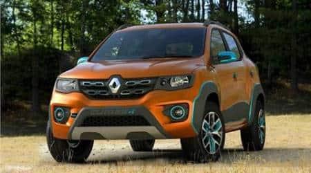 Renault, Renault Kwid, new Renault Kwid, Renault Kwid climber, auto news, Renault launch news, latest news, indian express